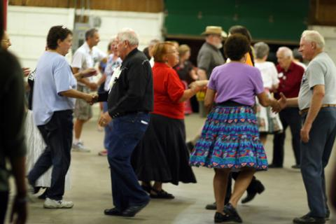 Modern Western Square Dancing
